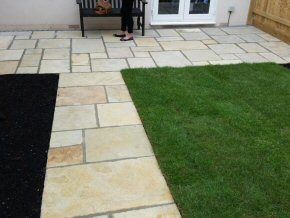 Patio in Mills Drive, Wellington (Work Completed)